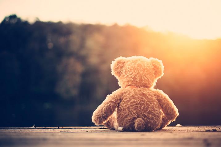 Singles Therapie Teddybaer